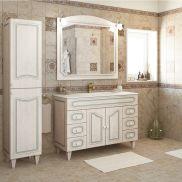 mobili bagno: prezzi e offerte mobiletti bagno sospesi o a terra 4 - Arredo Bagno Leroy