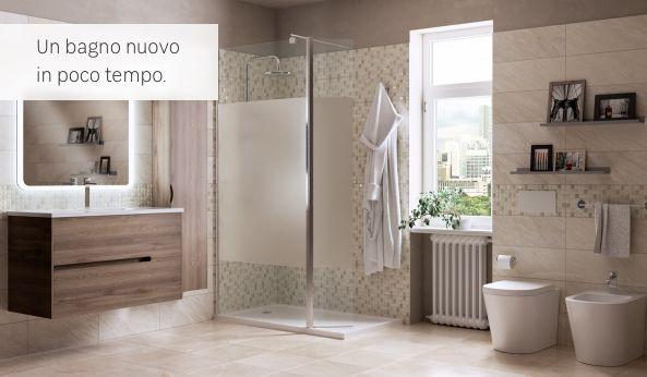 arredo bagno e sanitari: idee, offerte e prezzi per l'arredo bagno ... - Bagno Arredo Prezzi