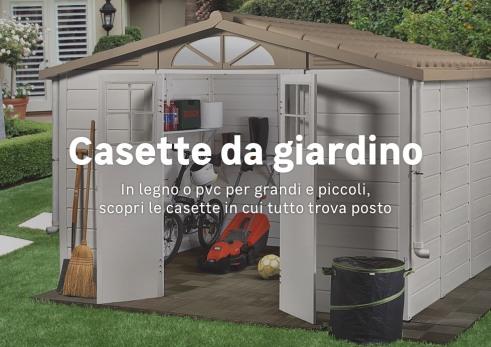 Arredo giardino, terrazzo e giardinaggio: offerte e prezzi online.