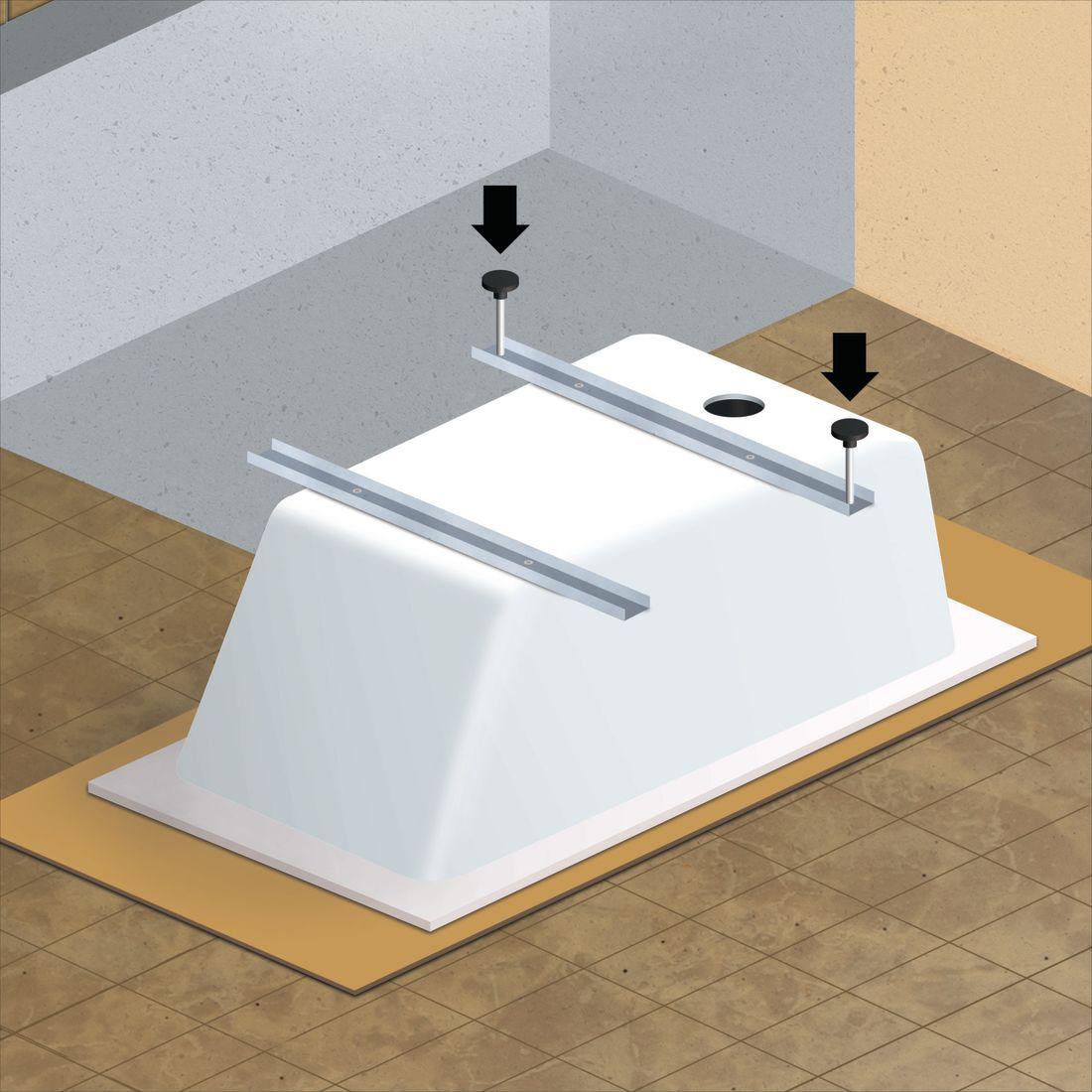Leroy merlin vasca da bagno mobile lavabo bagno leroy - Vasca da bagno grande ...