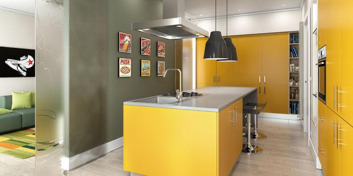 Soluzioni per arredare una cucina che sia pratica e funzionale fai ...