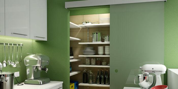 Come organizzare una cucina con dispensa funzionale e comoda fai da ...