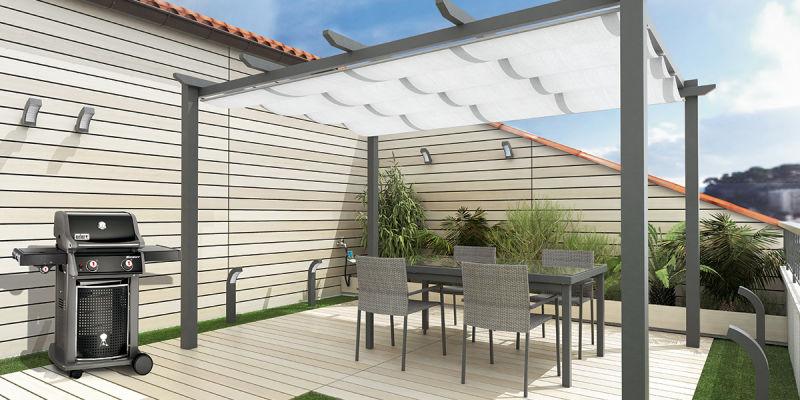 Idee per arredare il terrazzo tutto l anno fai da te - Idee per arredare il terrazzo ...
