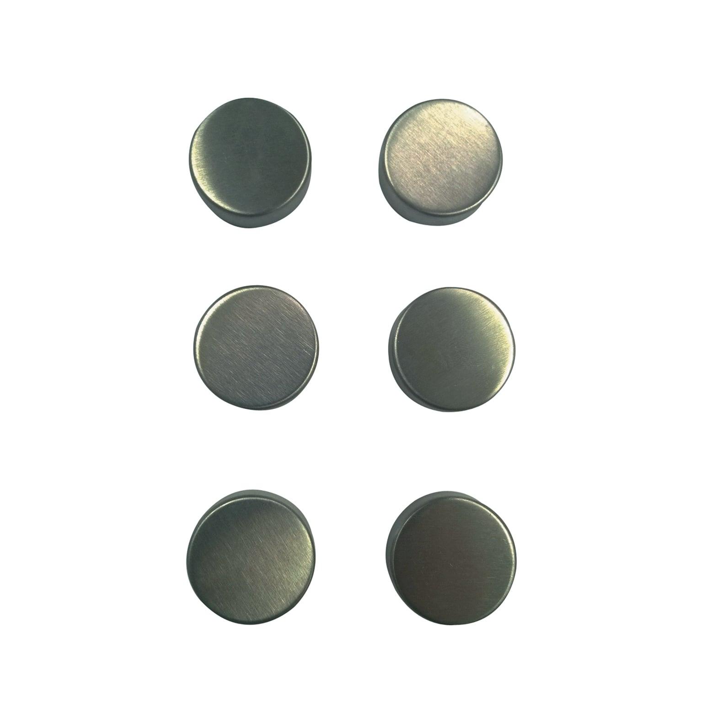 Set 6 magneti inox prezzi e offerte online  a8fd1fcb0c6b