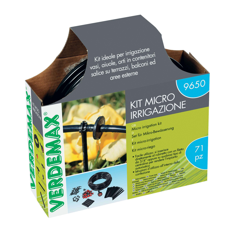 Kit Microirrigazione Verdemax 10 Vasi Prezzi E Offerte Online