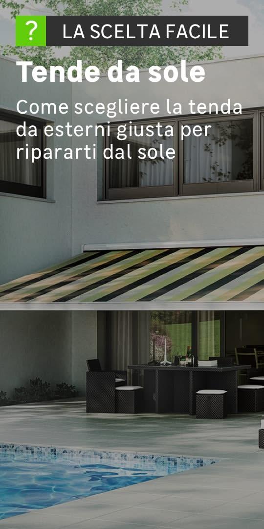 Tende Da Sole Per Il Terrazzo E Il Balcone Prezzi E Offerte Online