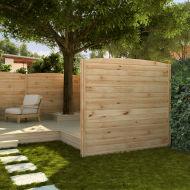 Divisori Da Giardino Metallo.Pannelli Divisori Per Giardino Simple Avanti Trendstore Pannello