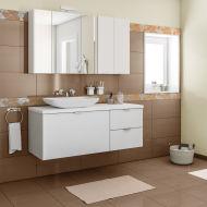 Mobili bagno: prezzi e offerte mobiletti bagno sospesi o a terra 2