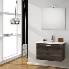 mobile da bagno leroy merlin ~ idee di design nella vostra casa - Arredo Bagno Leroy