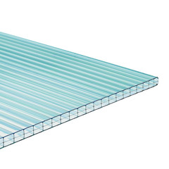 Lastre e coperture in policarbonato e altri materiali for Tegole in plastica leroy merlin