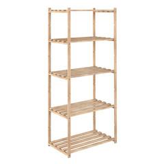 scaffali in legno grezzo prezzi e offerte online per