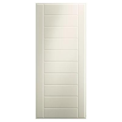 Pannello per porta blindata MDF idrofugo PVC pellicolato bianco L 90 ...