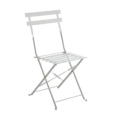 Sedia pieghevole Color bianco: prezzi e offerte online