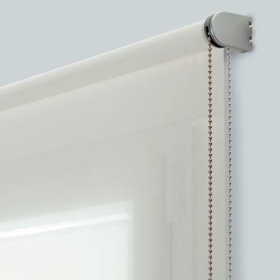 Tenda a rullo mesh bianco 100 x 250 cm prezzi e offerte for Bianco leroy merlin