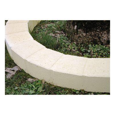 Cordoli per giardino prezzi e in cellulare x x cm with for Cordoli in cemento leroy merlin