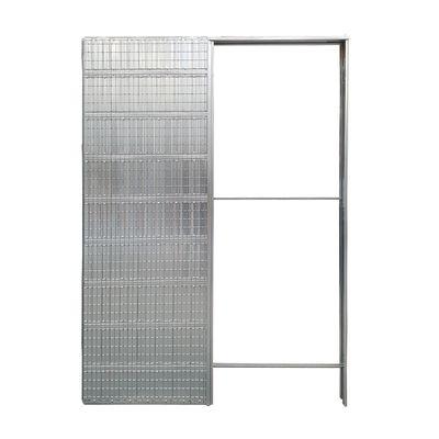 Controtelaio porta scorrevole per intonaco 90 x 200 cm: prezzi e ...