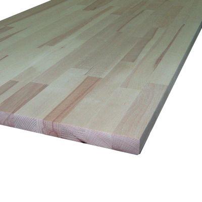 Piano cucina legno grezzo Faggio 2.8 x 60 x 245 cm: prezzi e offerte ...
