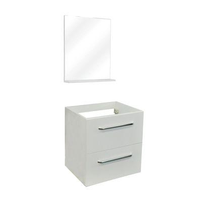 Mobile bagno Dado bianco L 60 cm: prezzi e offerte online