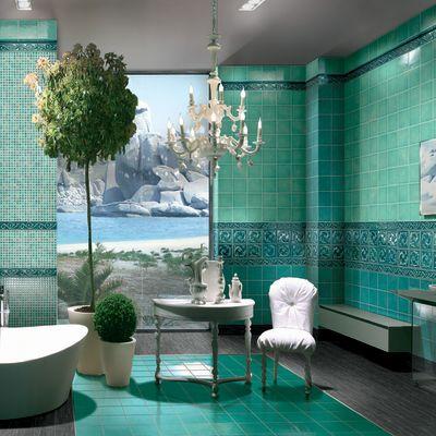 Piastrella Sardegna 20 x 20 cm verde: prezzi e offerte online