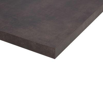 Piano cucina su misura laminato Bronzo marrone 4 cm: prezzi e ...