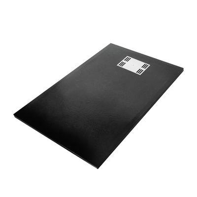 Piatto doccia resina Sensea Slate 70 x 120 cm nero: prezzi e offerte ...