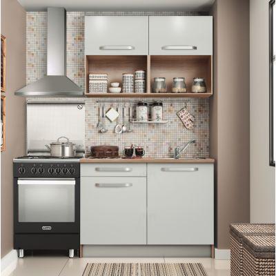 Cucina One bianco L 120 cm: prezzi e offerte online