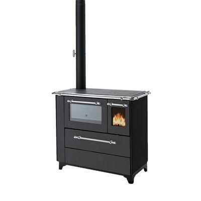Cucina a legna Betty 45 nero: prezzi e offerte online