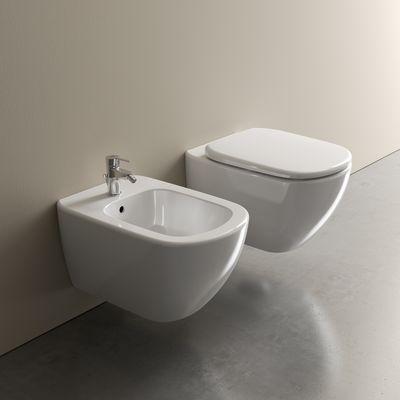 Vaso sospeso Ideal Standard Mood con sedile soft close: prezzi e ...