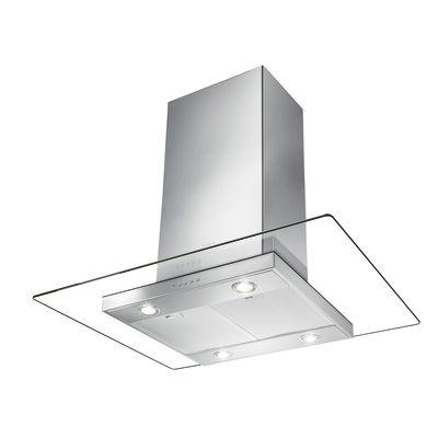 Cappa Faber Glassy Isola X/V90: prezzi e offerte online