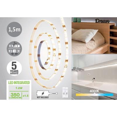 Estensione striscia LED Inspire luce naturale m1,5: prezzi e offerte ...