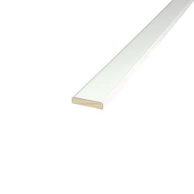 Piattina legno laccato bianco 5 x 20 x 2400 mm: prezzi e offerte online
