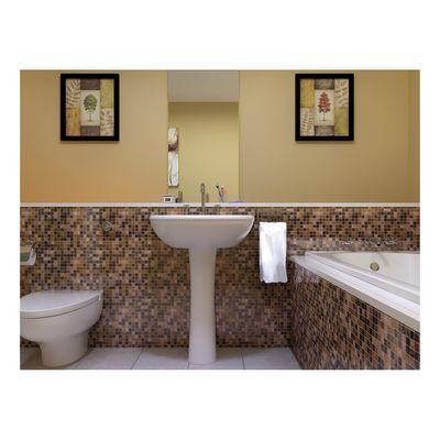 Mosaico Mix gold dark 32,7 x 32,7 cm marrone: prezzi e offerte online