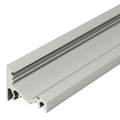 Profilo angolare alluminio 2m prezzi e offerte online for Prezzi scale alluminio leroy merlin