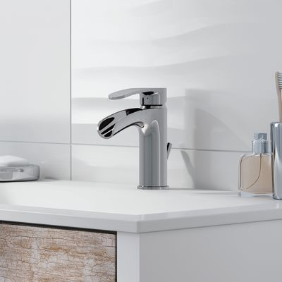 Mobile bagno Elegance bianco L 75 cm: prezzi e offerte online