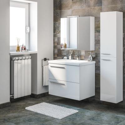 Mobile bagno Elea bianco L 71,5 cm: prezzi e offerte online