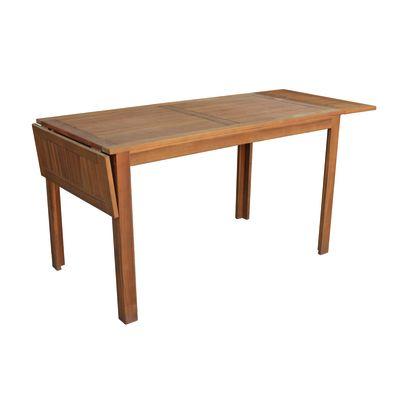Tavolo allungabile Acacia, 150 x 70 cm: prezzi e offerte online