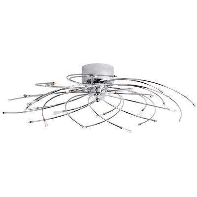 plafoniera vortice cromo Ø 95 cm: prezzi e offerte online