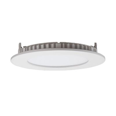 Faretto da incasso Ex.bath bianco LED integrato fisso tonda Ø 12 cm ...
