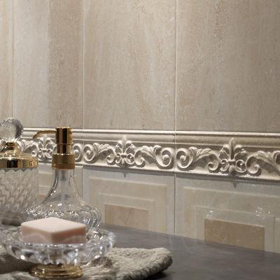 Listello Venezia crema 7,5 x 25,5 cm: prezzi e offerte online