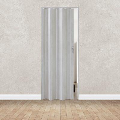 Porta a soffietto Luciana cedro L 88.5 x H 214 cm: prezzi e offerte ...
