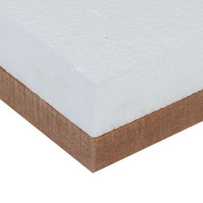Pannello in fibra di legno Ecolegno extra Fortlan L 1,2 m x H 0,6 ...