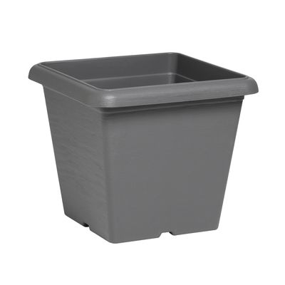 Vaso Terrae 30 x 30 cm grigio: prezzi e offerte online