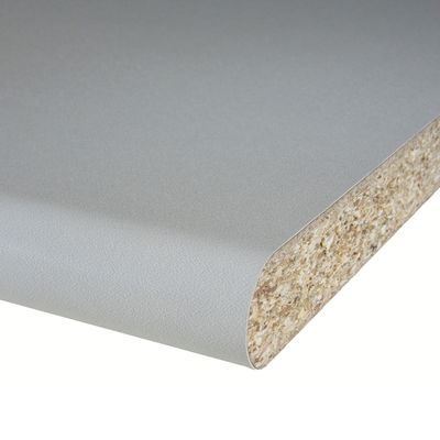 Piano cucina laminato bianco 2.8 x 60 x 304 cm: prezzi e offerte online