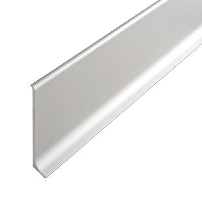 Battiscopa argento 6 x 10 x 200 mm: prezzi e offerte online