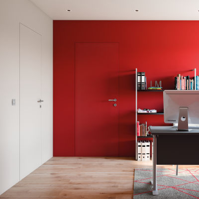 Awesome porte interne grezze ideas - Porta filo muro leroy merlin ...