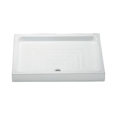 Piatto doccia ceramica Quadro 70 x 100 cm bianco: prezzi e offerte ...