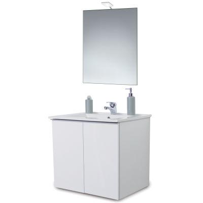 Mobile bagno bianco L 60 cm: prezzi e offerte online
