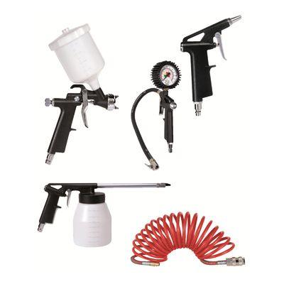 Utensileria E Ferramenta Kit Di Accessori Universali Per  Compressore 35574315