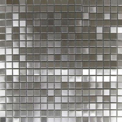 Mosaico Urban story 30 x 30 cm argento: prezzi e offerte online
