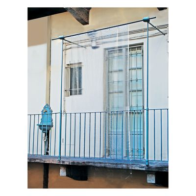 Tenda da sole ad anelli Cristal glass 150 x 300 cm: prezzi e ...